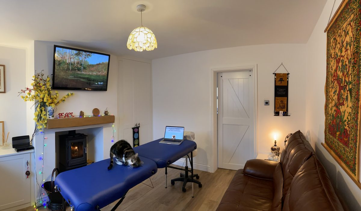 Holistic Therapy at Captain's Den